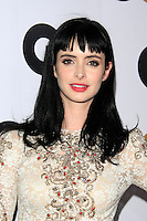 LOS ANGELES, CA - NOVEMBER 13: Krysten Ritter at the GQ Men Of The Year Party at Chateau Marmont on November 13, 2012 in Los Angeles, California.  Credit: MediaPunch Inc. /NortePhoto/nortephoto@gmail.com