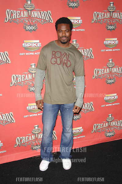 LYRIQ BENT at the Spike TV Scream Awards 2006 at the Pantages Theatre, Hollywood..October 7, 2006  Los Angeles, CA.Picture: Paul Smith / Featureflash