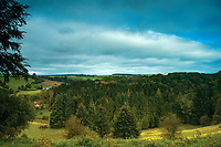 Cleghorn Glen, Lanark, South Lanarkshire