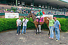 Nines Wild Frankie winning before being disqualified at Delaware Park on 5/30/15