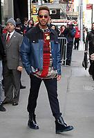 OCT 16 Lewis Hamilton Seen In NYC