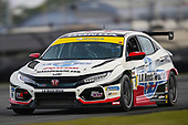 #73 LA Honda World Racing Honda Civic TCR, TCR: Shelby Blackstock, Colin Mullan, Mat Pombo