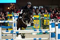 ZUIDBROEK - Paardensport, ICCH Zuidbroek, springen internationaal Grote Prijs , 05-01-2019, Willem Greve met Faro