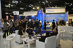 CyberTech 2014 exhibition & conference in Tel Aviv, attended by hundreds of international and Israeli companies