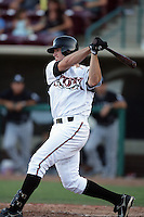 September 6 2009:  Brian Joynt of the Lake Elsinore Storm during game against the San Jose Giants at The Diamond in Lake Elsinore,CA.  Photo by Larry Goren/Four Seam Images