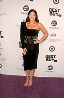 LOS ANGELES - NOV 8:  Gina Rodriguez at the Eva Longoria Foundation Gala at the Four Seasons Hotel on November 8, 2018 in Beverly Hills, CA