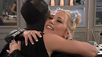 Celebrity Big Brother 2017<br /> Sam Thompson, Amelia Lily<br /> *Editorial Use Only*<br /> CAP/KFS<br /> Image supplied by Capital Pictures