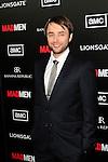 LOS ANGELES, CA - MAR 14: Vincent Kartheiser at AMC's special screening of 'Mad Men' season 5 held at ArcLight Cinemas Cinerama Dome on March 14, 2012 in Los Angeles, California