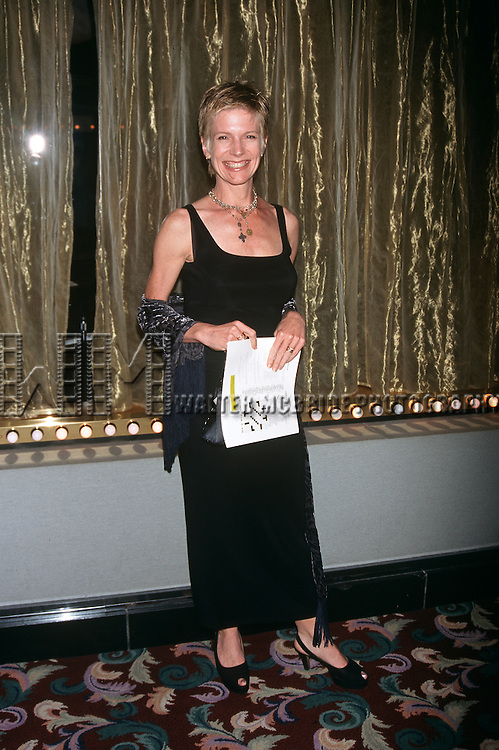 """Debbie Boone pictured at """"By George"""" a benefit tribute to George S. Kaufman in New York City on June 22, 1998."""
