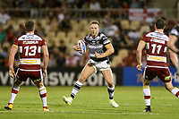 Picture by David Neilson/SWpix.com/PhotosportNZ - 10/02/2018 - Rugby League - Betfred Super League - Wigan Warriors v Hull FC  - WIN Stadium, Wollongong, Australia - Liam Watts.