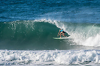Kirra Point,  COOLANGATTA, Queensland/AUS (Thursday, March 15, 2018) Keely Andrew (AUS) - The first stop on the 2018 World Championship Tour (WCT), the Quiksilver and Roxy Pro Gold Coast, witnessed an incredible start to the season as Lakey Peterson (USA) and Julian Wilson (AUS) claimed victory today in extraordinary conditions at Kirra on the southern end of Gold Coast. <br /> <br /> Unpredictable performances and massive upsets shocked surfing&rsquo;s biggest stage at this year&rsquo;s season opener to remind the world that anything can happen on the Championship Tour. In addition to Peterson and Wilson taking the wins today, a new generation of surfers stepped up to showcase their progression, determination, and potential.  <br /> <br /> Photo: joliphotos.com- The first stop on the 2018 World Championship Tour (WCT), the Quiksilver and Roxy Pro Gold Coast, witnessed an incredible start to the season as Lakey Peterson (USA) and Julian Wilson (AUS) claimed victory today in extraordinary conditions at Kirra on the southern end of Gold Coast. <br /> <br /> Unpredictable performances and massive upsets shocked surfing&rsquo;s biggest stage at this year&rsquo;s season opener to remind the world that anything can happen on the Championship Tour. In addition to Peterson and Wilson taking the wins today, a new generation of surfers stepped up to showcase their progression, determination, and potential.  <br /> <br /> Photo: joliphotos.com