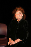 Kathleen Widdoes (a part of As the Epic Turns) at the ATWT reunion to benefit Epic Theatre Ensemble after-school Bridge Projects - As The Epic Turns - on April 17 & 18, 2009 at The Peter Jay Sharp Theatre, NYC. (Photo by Sue Coflin/Max Photos)