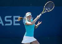 ANNA BLINKOVA (RUS)<br /> <br /> The US Open Tennis Championships 2015 - USTA Billie Jean King National Tennis Centre -  Flushing - New York - USA -   ATP - ITF -WTA  2015  - Grand Slam - USA  <br /> <br /> &copy; AMN IMAGES