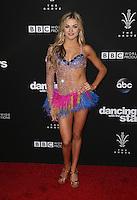 "Los Angeles, CA - NOVEMBER 22: Lindsay Arnold, At ABC's ""Dancing With The Stars"" Season 23 Finale At The Grove, California on November 22, 2016. Credit: Faye Sadou/MediaPunch"