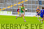 Killian Young South Kerry in Action against  Kenmare in the County Senior Football Semi Final at Fitzgerald Stadium Killarney on Sunday.