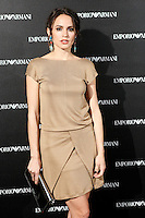 Veronica Echegui attends the Emporio Armani Boutique opening at Serrano street in Madrid, Spain. April 08, 2013. (ALTERPHOTOS/Caro Marin) /NortePhoto