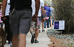 Images from the 4th annual Veterans Suicide Awareness March at Western Nevada College, in Carson City, Nev., on Saturday, May 5, 2018. <br /> Photo by Cathleen Allison/Nevada Momentum