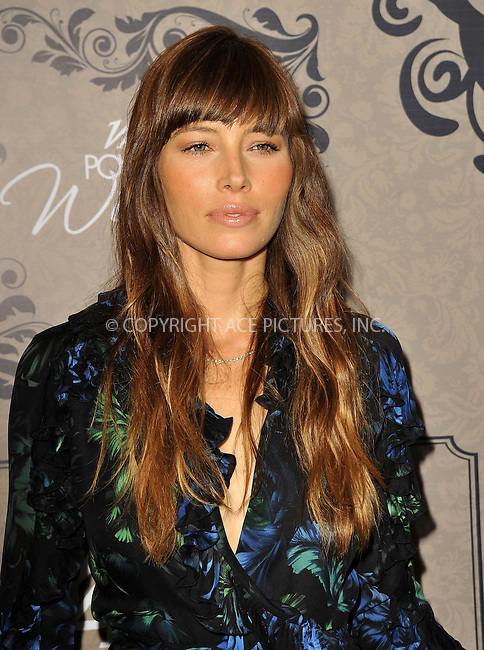 WWW.ACEPIXS.COM......October 5, 2012, Los Angeles, CA.....Jessica Biel arriving at Variety's 4th Annual Power of Women Event at the Beverly Wilshire Four Seasons Hotel on October 5, 2012 in Beverly Hills, California. ..........By Line: Peter West/ACE Pictures....ACE Pictures, Inc..Tel: 646 769 0430..Email: info@acepixs.com