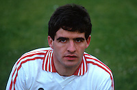 Paddy Ball, Tyrone GAA footballer, 19870605PB..Copyright Image from Victor Patterson, 54 Dorchester Park, Belfast, UK, BT9 6RJ..Tel: +44 28 9066 1296.Mob: +44 7802 353836.Voicemail +44 20 8816 7153.Skype: victorpattersonbelfast.Email: victorpatterson@me.com.Email: victorpatterson@ireland.com (back-up)..IMPORTANT: If you wish to use this image or any other of my images please go to www.victorpatterson.com and click on the Terms & Conditions. Then contact me by email or phone with the reference number(s) of the image(s) concerned.