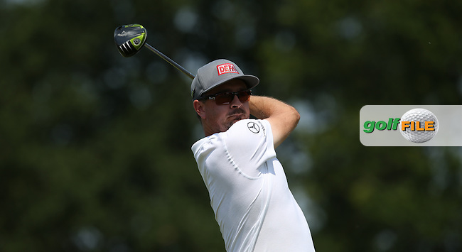 Mikko Korhonen (FIN) during Round Three of the 2015 Alstom Open de France, played at Le Golf National, Saint-Quentin-En-Yvelines, Paris, France. /04/07/2015/. Picture: Golffile | David Lloyd<br /> <br /> All photos usage must carry mandatory copyright credit (&copy; Golffile | David Lloyd)