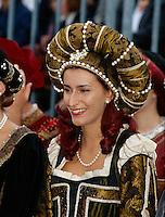Italien, Venetien-Friaul, Marostika, Fest Partita di Scacchi