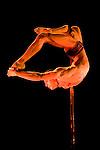 Lundi 14 Septembre 2009. Paris, France..Premiere competition Officielle de Pole Dance en France..20eme Theatre (Paris 20eme)..Stephane Haffner
