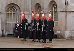 Blues and Royals, Royal Horse Guards and 1st Dragoons, Queen's Household Guards, London, England, UK