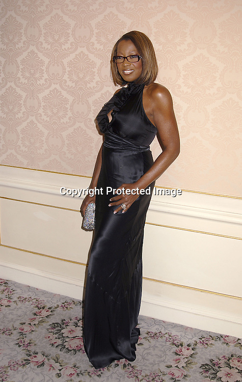 Star Jones Reynolds ..at The Museum of The Moving Image Dinner Honoring ..Matt Lauer, co-anchor of NBC News' Today and Debra Lee, Chairman and ECO of BET Networks on April 26, 2007 at The St Regis Hotel. ..Robin Platzer, Twin Images