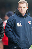 Mark Robins (Scunthorpe U Manager)<br />  - Scunthorpe United vs Rochdale - Sky Bet League One Football at Glanford Park, Scunthorpe, Lincolnshire - 26/12/14 - MANDATORY CREDIT: Mark Hodsman/TGSPHOTO - Self billing applies where appropriate - contact@tgsphoto.co.uk - NO UNPAID USE