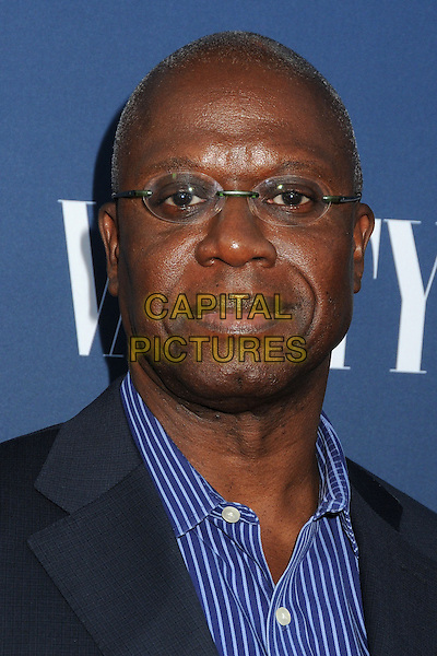 16 September 2014 - West Hollywood, California - Andre Braugher. NBC and Vanity Fair 2014-2015 TV Season Event held at Hyde Sunset Kitchen.  <br /> CAP/ADM/BP<br /> &copy;Byron Purvis/AdMedia/Capital Pictures