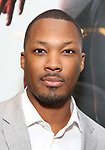 Corey Hawkins attends the Broadway Opening Night of  'Saint Joan' at the Samuel J. Friedman Theatre on April 25, 2018 in New York City.