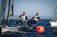 2017 Long Beach Training (49er, Nacra 17, Laser, 470M)