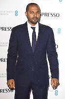 Noel Clarke<br /> at the 2017 BAFTA Film Awards Nominees party held at Kensington Palace, London.<br /> <br /> <br /> &copy;Ash Knotek  D3224  11/02/2017