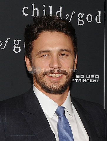 New York,NY-JULY 30: James Franco attends the 'Child Of God' premiere at Tribeca Grand Hotel in New York on July 30, 2014 . Credit: John Palmer/MediaPunch