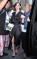 JUN 20 Alison Brie at New York Live