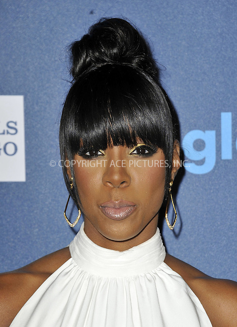 WWW.ACEPIXS.COM......April 20, 2013, Los Angeles, CA.....Kelly Rowland arriving at the 24th Annual GLAAD Media Awards held at the JW Marriott Los Angeles at L.A. LIVE on April 20, 2013 in Los Angeles, California. ..........By Line: Peter West/ACE Pictures....ACE Pictures, Inc..Tel: 646 769 0430..Email: info@acepixs.com