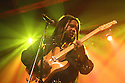 """Stephen Marley performs during the """"Catch A Fire Tour 2015"""" stop at The Paramount in Huntington, Long Island on Tuesday, Sept. 1, 2015, in New York. (Photo by Donald Traill/Invision/AP)"""