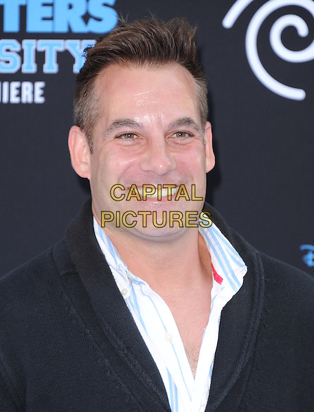 Adrian Pasdar<br /> &quot;Monsters University&quot; Los Angeles Premiere held at the El Capitan Theatre, Hollywood, California, USA.<br /> June 17th, 2013<br /> headshot portrait black jacket white shirt  <br /> CAP/RKE/DVS<br /> &copy;DVS/RockinExposures/Capital Pictures