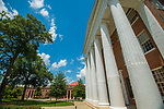 Lyceum.  Photo by Kevin Bain/Ole Miss Communications