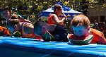 The annual Grillin N' Chillin event was held in Dixon, California on Saturday, July 16, 2016.  The day long event featured a car show, a watermelon eating contest, a chili cook off, a hula hoop contest, and local vendors selling BBQ of all variations.  Photo/Victoria Sheridan 2016