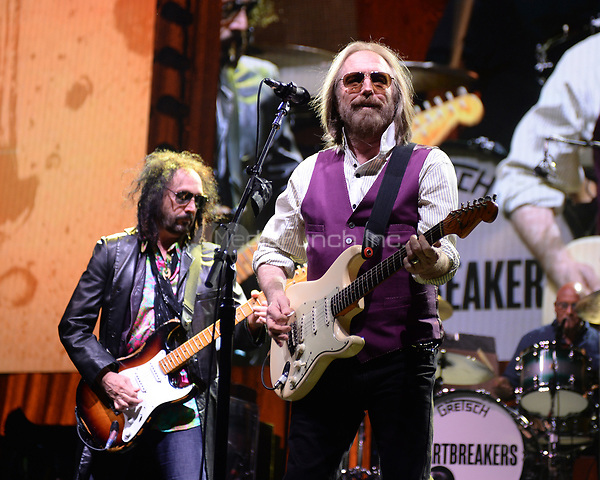 WEST PALM BEACH, FL - MAY 05: Tom Petty and The Heartbreakers perform at The Perfect Vodka Amphitheater on May 05, 2017 in West Palm Beach Florida. Credit: mpi04/MediaPunch