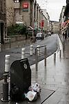 20080109 - France - Aquitaine - Pau<br /> LE PROBLEME DE LA PROPRETE A PAU.<br /> Ref : PROPRETE_PAU_005.JPG - © Philippe Noisette.