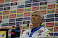 Jose Pekerman, Rueda Prensa / Press Conference, 28-03-2016