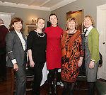 WITH COMPLIMENTS.  Attending the  Entrepreneur of the Year 2016 in the  Limerick Final of the National Enterprise Awards at a ceremony in the Dunraven Arms Hotel, Adare were Burga Fullam, LEO, BJ Broderick and Catrin O'Brien, Wellnice Pops, Carmel Fox, Ballyhoura Development, Cllr Marian Hurley.<br />Photograph Liam Burke/Press