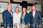 Wild Atlantic Seaweed Festival: Attending the opening reception of the Wild Atlantic Seaweed Festival at the Cliff House Hotel, Ballybunion on Friday last were Minister Jimmy Deenihan, Celebrity Chef Clodagh McKenna, Siobhan King, Failte Ireland & Greg Ryan , McMunn's Restaurant.