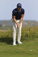Danny Willett (ENG) at the 4th green during Thursday's Round 1 of the Dubai Duty Free Irish Open 2019, held at Lahinch Golf Club, Lahinch, Ireland. 4th July 2019.<br /> Picture: Eoin Clarke | Golffile<br /> <br /> <br /> All photos usage must carry mandatory copyright credit (© Golffile | Eoin Clarke)