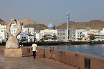 Asie; Moyen Orient; Golfe d'Oman; sultanat d'Oman; Mascate; quartier de Mutrah//Asia; Middle East; Gulf of Oman; sultanate of Oman; Muscat; Mutrah district