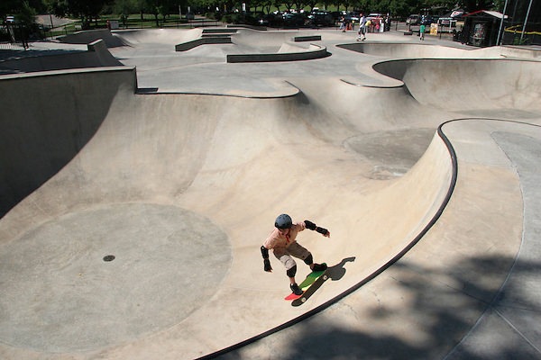 Boy skateboarding, Boulder, Colorado, .  John leads private photo tours in Boulder and throughout Colorado. Year-round.