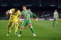 2019.04.07 La Liga Real Betis VS Villarreal CF