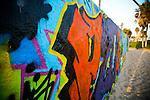 Venice Beach, Graffiti, Graffiti Beach Street Art, Beach, California,
